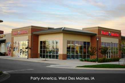 Party America, West Des Moines, IA